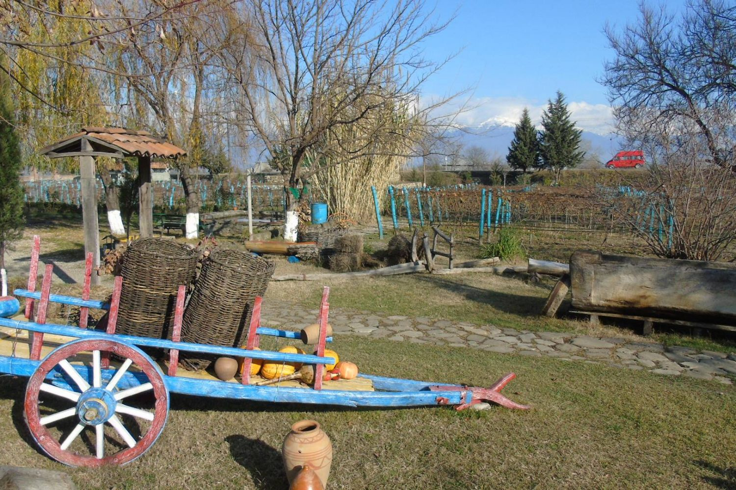 Ethnological tours in Tbilisi Svaneti