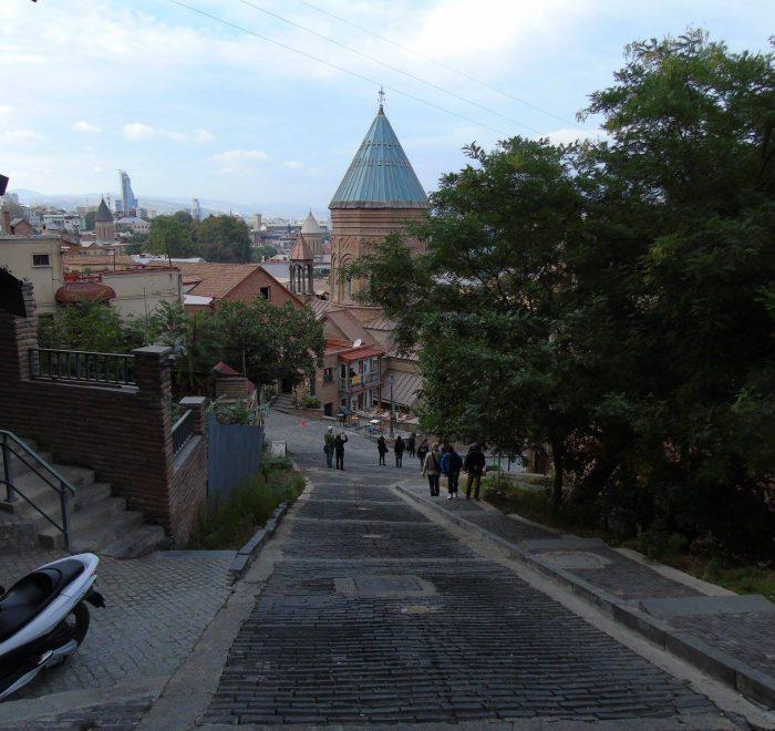 Lagodekhi, Old Tbilisi