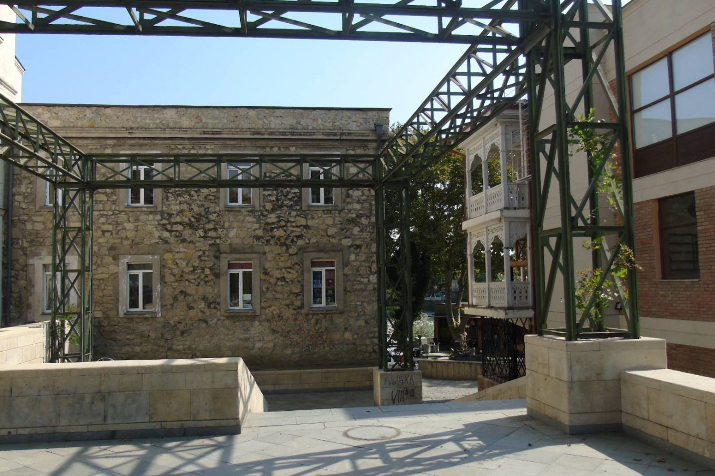 UNESCO monuments in Kutaisi