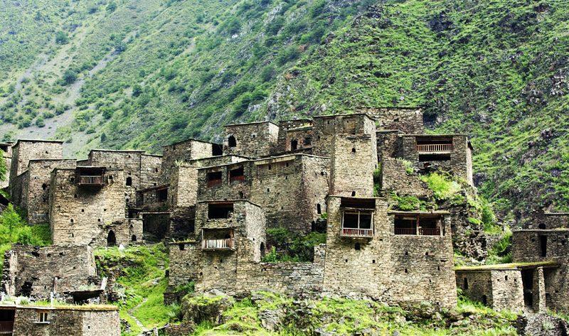 Village fortress