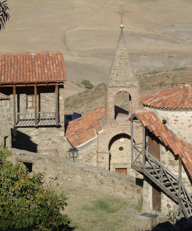 Historical, David Gareja Monastery