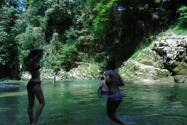 Gachedili Canyon