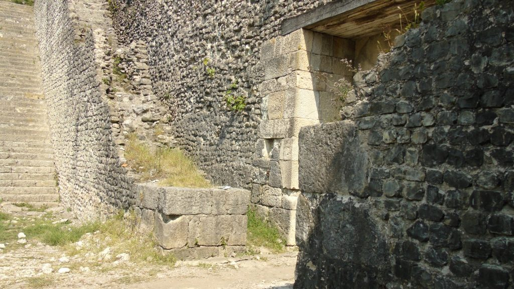 Nokalakevi Fortres, The 5th century BC