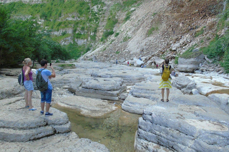 Okatse Canyon tour