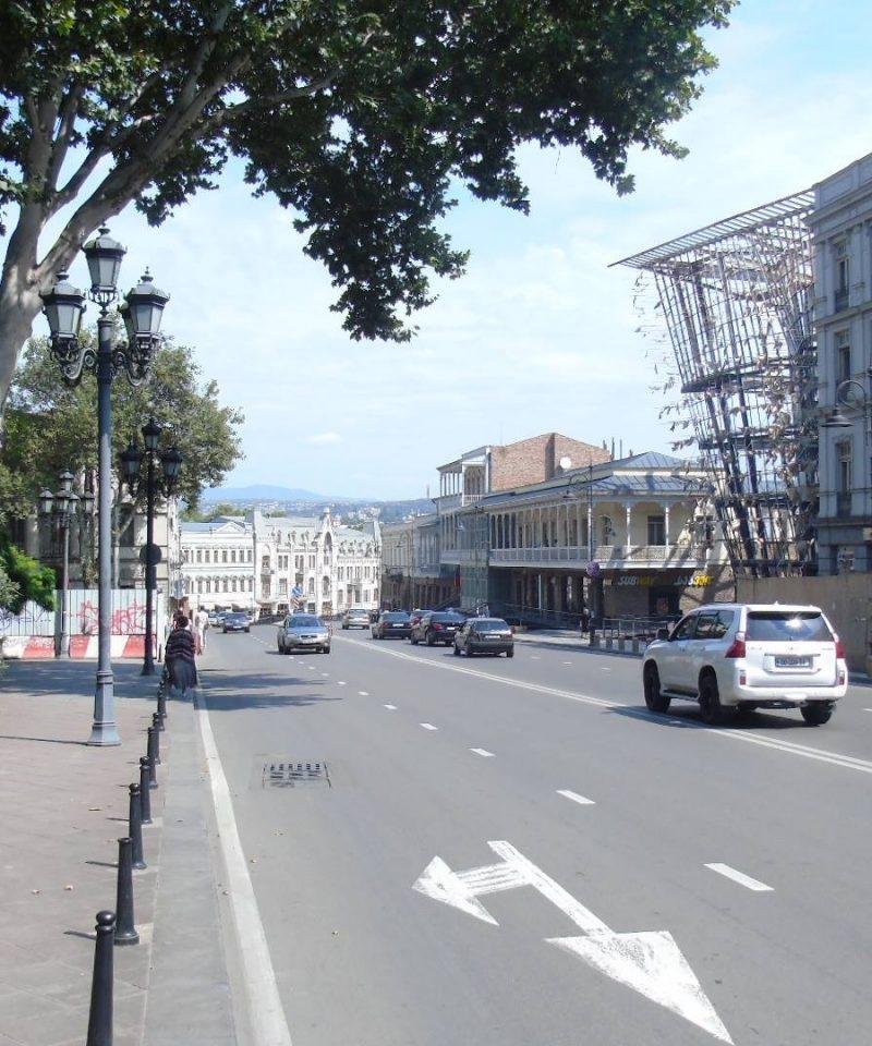 Georgia, Tbilisi, Capital