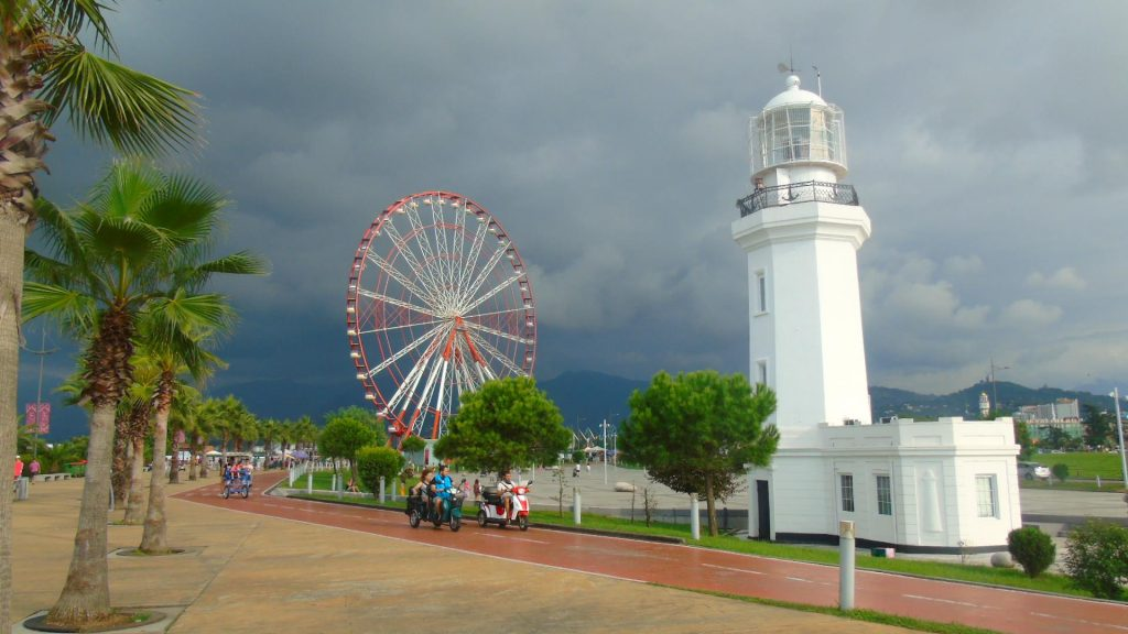 Batumi, Lighthouse