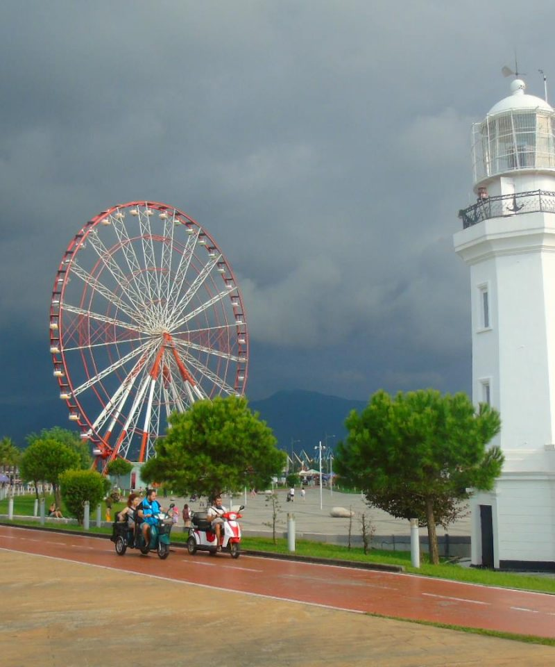 Batumi, Lighthouse