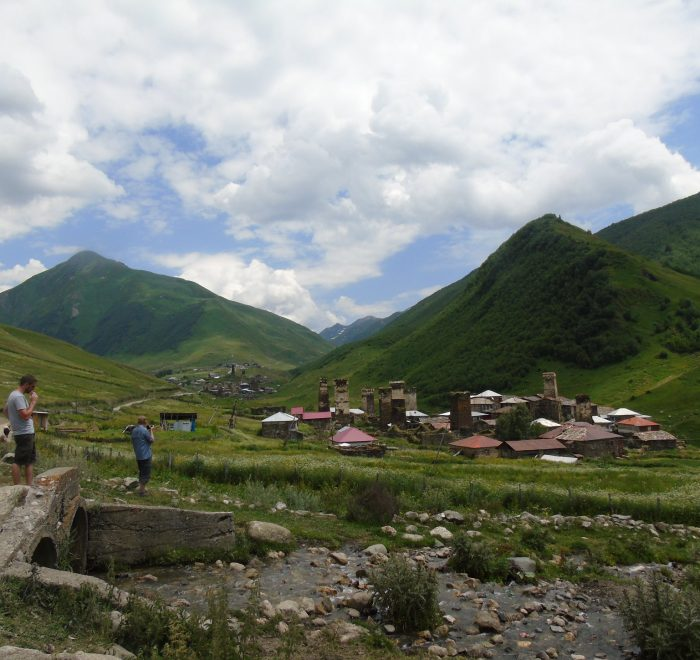 Village Chajashi