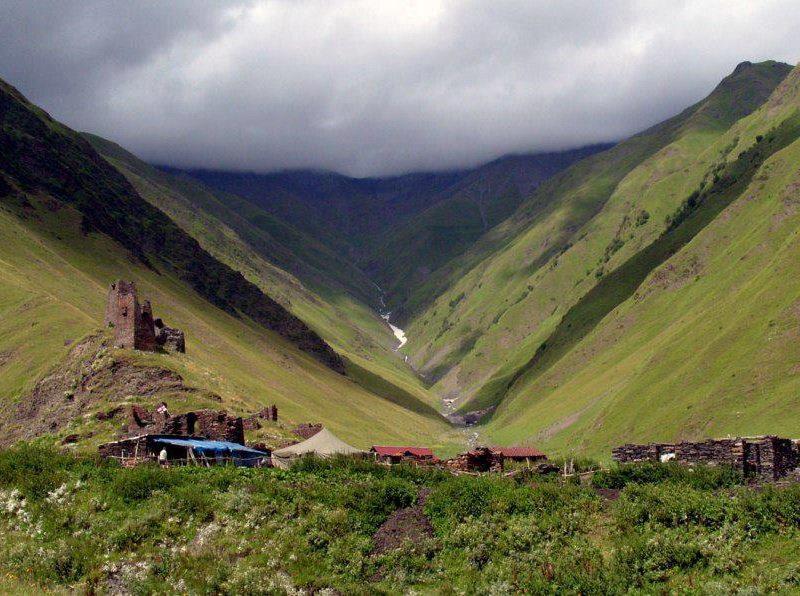 Shatili, Kakheti