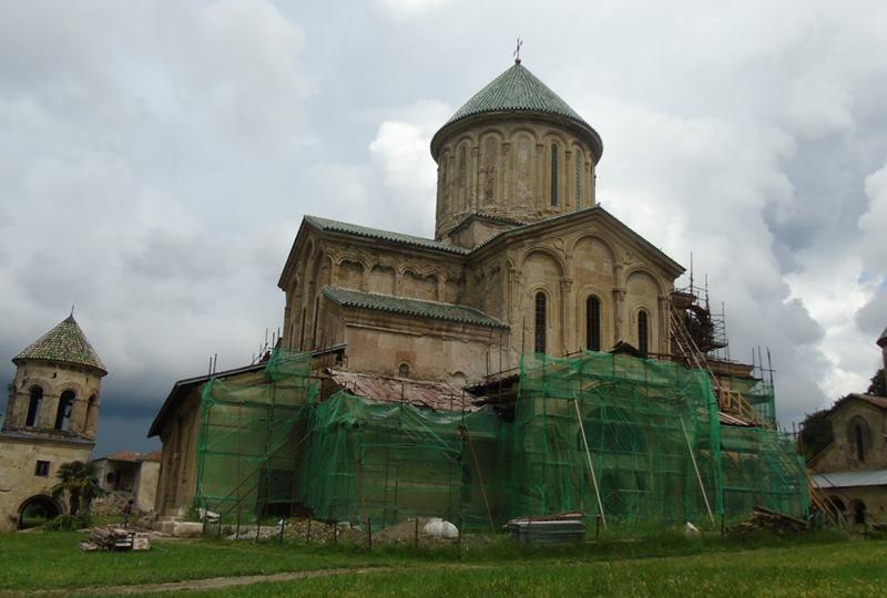 Gelati Monastery, Kutaisi