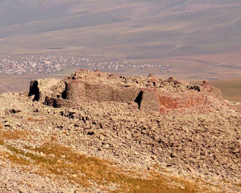 Abuli fortress, destination
