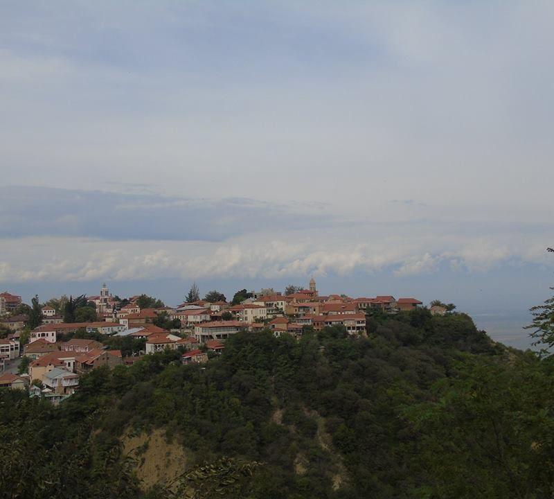 Sighnaghi, Kakheti