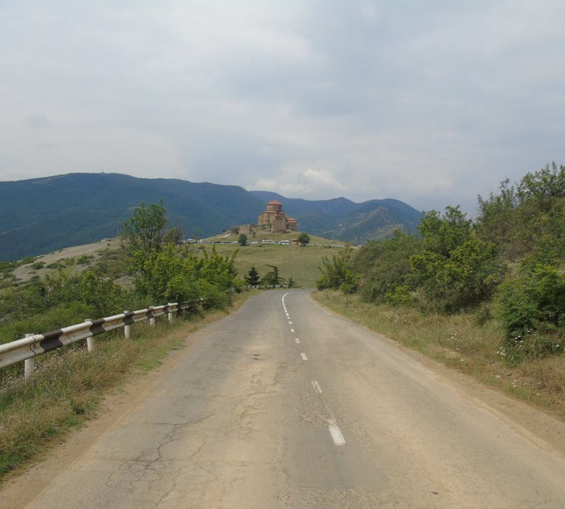 Jvari, Mtskheta